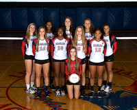 2015 LCA HS Volleyball