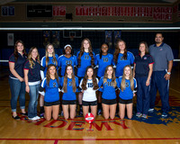 2014 LCA HS Volleyball